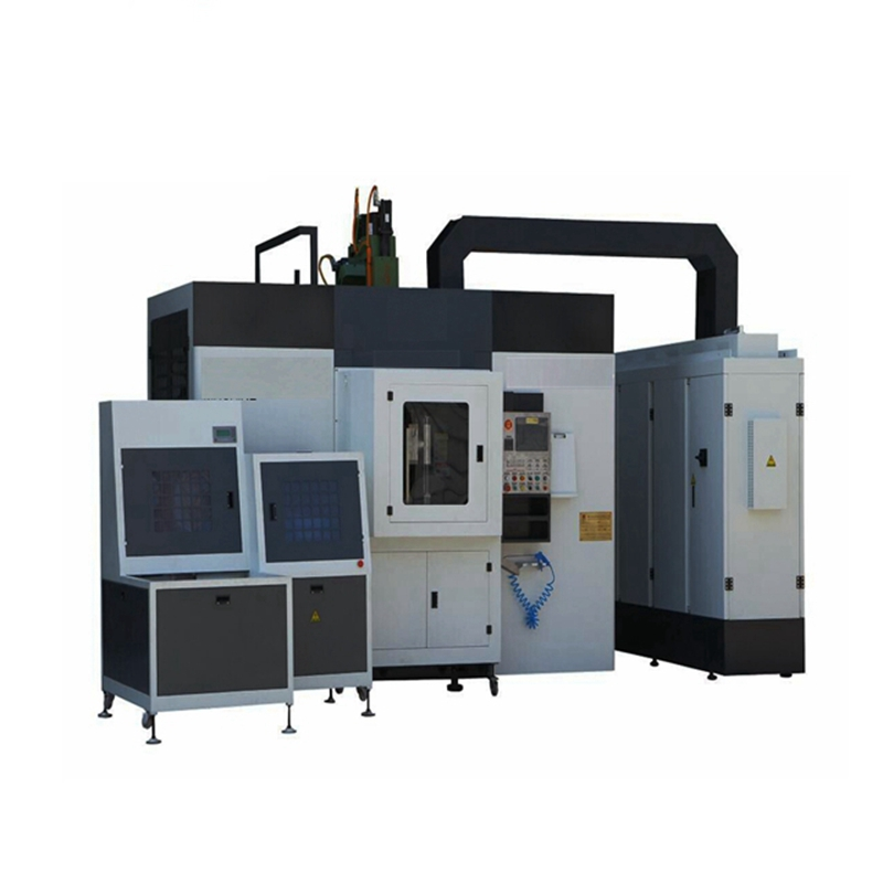 High Speed Valve Body Processing Special Machine